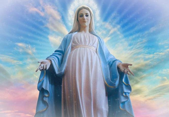 L'umanità ha peccato, Dio le ha donato una Madre Immacolata