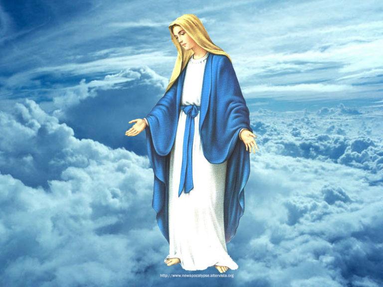 Ave Maria splendore del mattino