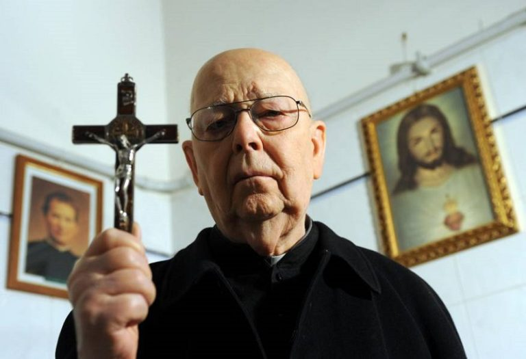 Padre Amorth Potente Preghiera di Guarigione e liberazione
