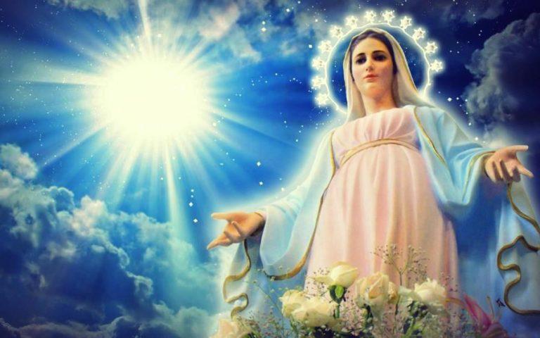 Preghiamo con Maria, soprattutto per il dono della pace
