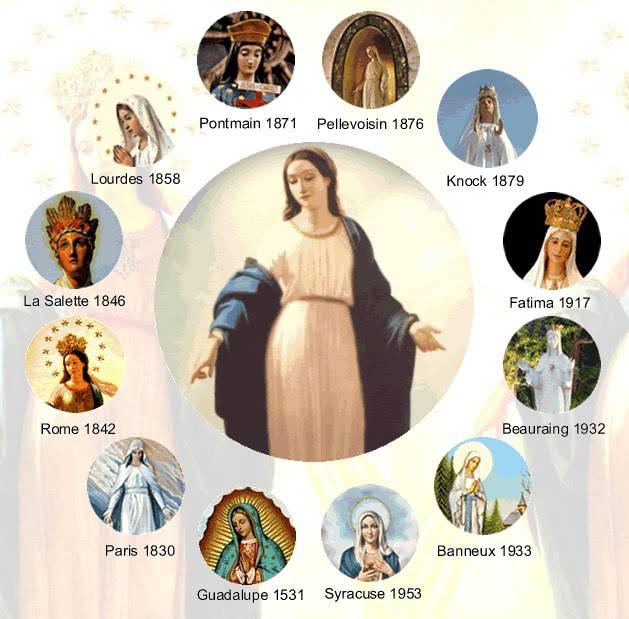 Perché la Madonna appare? Il piano di Dio attraverso Maria