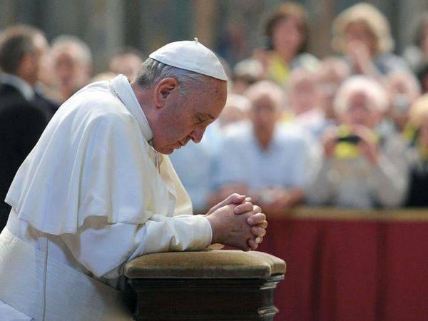Papa Francesco: Se vuoi ottenere una Grazia fai questa preghiera a Maria.