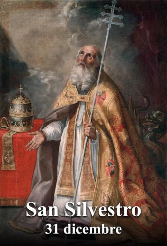 San Silvestro I – 31 Dicembre